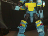 Generations Nightbeat Chest Replacement 3d printed