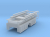 1/87 Snorkel Body (Short) no cabinet 3d printed
