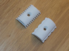 Seafarer's Safety Razor Head Collection 1609 3d printed