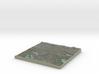 Terrafab generated model Fri Oct 28 2016 15:46:01  3d printed
