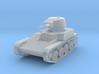 PV147B 4TP Light Tank (1/100) 3d printed