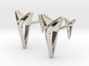 YOUNIVERSAL Cufflinks. Pure Chic for Him 3d printed