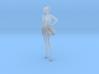 1/24 Miniskirt Girl 022 3d printed