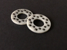 CoolSpin - Spinner only 3d printed Example of ballbearings