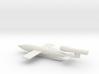 1/200 Scale JB-2/LTV-N-2 Loon Missile 3d printed