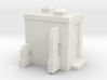 HO MECHANICAL CHASE HOUSE Rooftop  3d printed