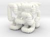 Hilbert Worm 3d printed