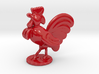 Rooster- Zodiac Figurine 3d printed