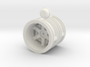 Rear-wheel-twin-tyre-set-with-6mm-deep-cap 3d printed