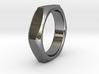 Barbara - Ring - US 9 - 19 mm inside diameter 3d printed Barbara - Ring - US 9 - 19 mm