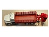 Truck Mounted Forklift 1-87 HO Scale Positional 3d printed
