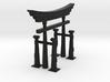 Tori Gate 3d printed