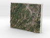 Park City/Deer Valley, Utah, USA, 1:100000 3d printed