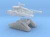 DRONE FORCE - Multi Role Light Tank 3d printed