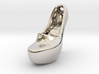 k2b2 right high heeled shoe pendant 3d printed