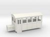 TTn3 4 wheeled railbus version 2  3d printed