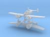 1/350 Grumman XF5F Skyrocket (early) x2 3d printed