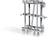 Straddle Carrier zonder stabilisatieraden 3d printed