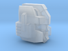 Thundering Blades' Head WFC 3d printed