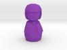Kokeshi Low Poly  Style 3d printed