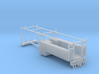 4 Door 2 Axle Construction Bed Full Cabinets (FUD) 3d printed