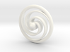 Spiral Spinning Top 3d printed