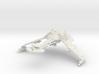 Vor'Tile Class  BattleCruiser 3d printed
