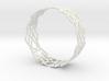 Celtic knots Cuff 2 3d printed