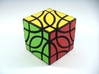 4 Corners Cube Puzzle 3d printed View 2
