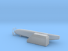Boeing 737 Parts for Flatcar - Nscale 3d printed