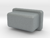 Rectangular firebutton for TalyMod  3d printed