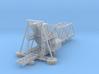 Pamban Bascule Bridge Z Scale 3d printed Pamban Bascule Bridge Z scale