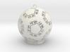 Love Creator Ornament 3d printed