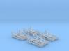 "1/96 Catapult Cradle for Single-Floatplane ""Pete"" 3d printed"