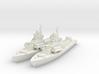 1/600 Nanuchka 1 Missile Corvette x2 3d printed
