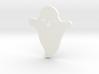 Lucy's Ghost Earrings 3d printed