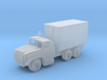 1/144 Scale Oshkosh MTVR 9 Ton Container Truck 3d printed