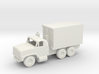 1/200 Scale Oshkosh MTVR 9 Ton Container Truck 3d printed