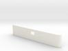 1/24 Peterbilt 379 Front Bumper for italeri kit 3d printed