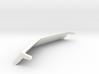 1/24 peterbilt Visor (wide type) 3d printed