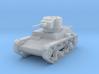 PV72C 7TP Light Tank (1/87) 3d printed