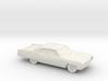1/64 1967-68 Buick Electra Sedan 3d printed