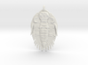 Trilobite Pendant  3d printed