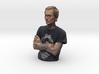 Aaron Is - Heroes of Tattoo 120mm bust 3d printed