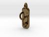Rings Pendant 3d printed
