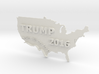 Trump 2016 USA Ornament - Mexico Will Pay For It 3d printed