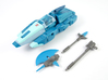 Halberd for deluxe Chromia 3d printed