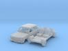 Simca 1100 TI (N 1:160) 3d printed