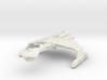 """Dtinga Class  BattleCruiser  3.2"""" 3d printed"""