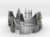 Istanbul Skyline - Cityscape Ring 3d printed